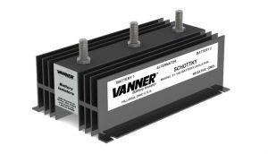 Vanner 51-140 Battery Isolator 2 Bank 250 Amp Alternator Schottky Diode